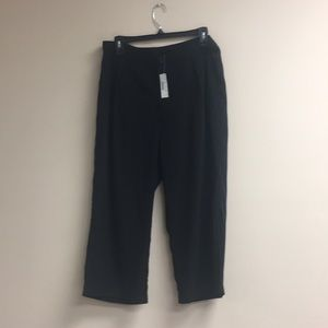 Jcrew crop pants